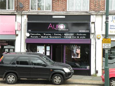 Aura Hair & Beauty London