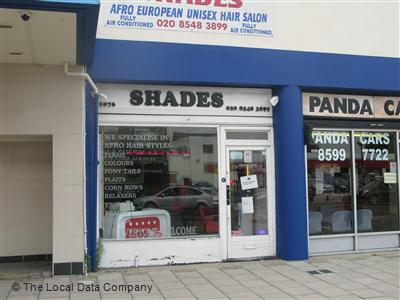 Shades Hair Salon Romford
