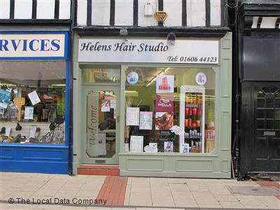 Helens Hair Studio Northwich