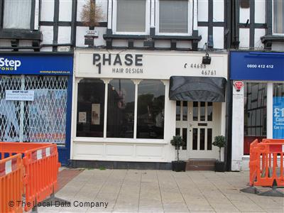 Phase 1 Hair Design Northwich