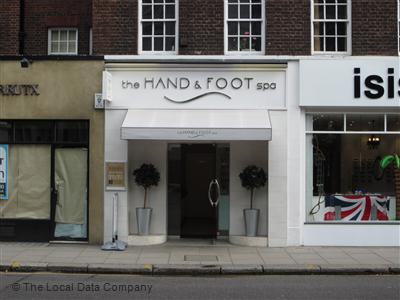 The Hand & Foot Spa London