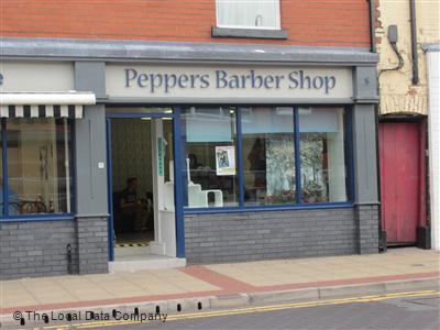 Peppers Barber Shop Manchester