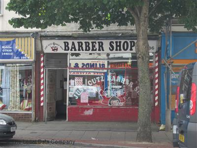 Just Cutz Barber Shop Hull