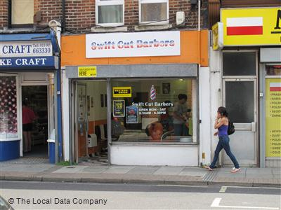 Swift Cut Barbers Portsmouth