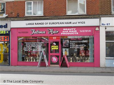 Fatima Hair Portsmouth