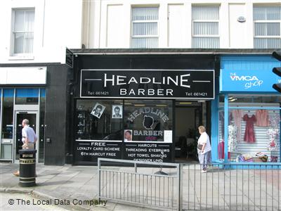 Headline Barber Plymouth