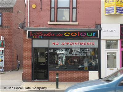 The Barber In Colour Goole