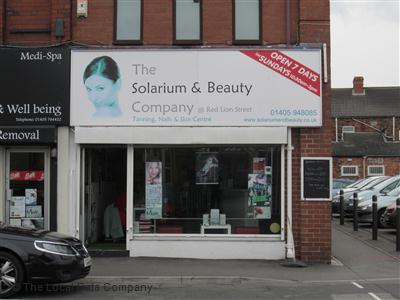 The Solarium & Beauty Company Goole