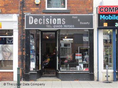 Decisions Hair & Beauty Goole