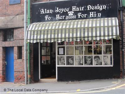 Alan Joyce Hair Design Preston