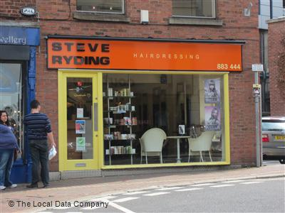 Steve Ryding Hairdressing Preston