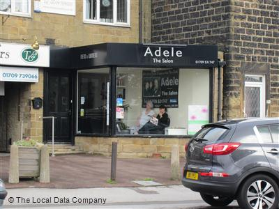 Adele The Salon Rotherham