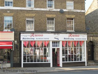 Russo Hairdressing Bedford