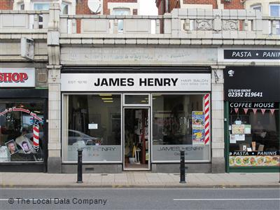 James Henry Southsea