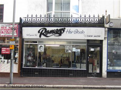 Romans Hair Studio Hastings
