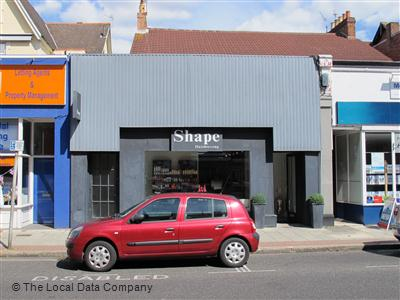 Shape Hairdressing Southsea