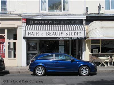 Uppercut Hair Studio Southsea