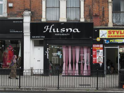 Husna Hair & Beauty London