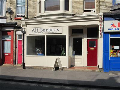Ali Barbers Scarborough