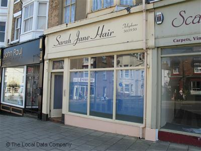 Sarah Jane Hair Scarborough