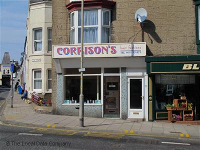 Corrisons Hair Fashions Scarborough