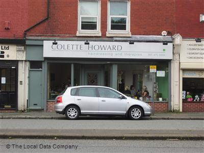 Colette Howard Liverpool