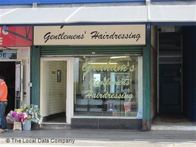 "Graham""s Gentlemens"" Hairdressing Mexborough"