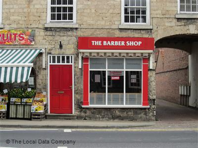 The Barber Shop Doncaster