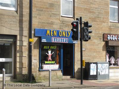 Men Only Barbers Larkhall