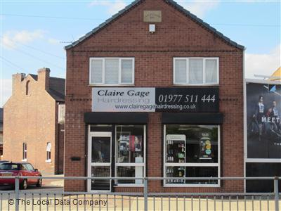 Claire Gage Hairdressing Castleford