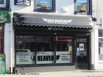 Heaven Hair & Beauty Swansea