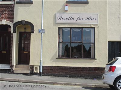 Rosetta For Hair Ladies Hairdressers Newcastle-Under-Lyme