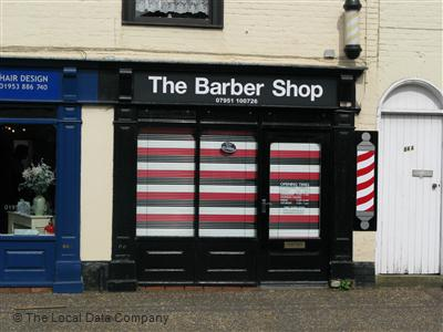 The Barber Shop Thetford