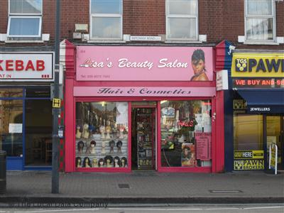 "Lisa""s Beauty Salon London"