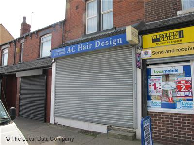 A C Hair Design Leeds
