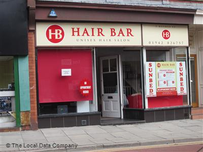 Hair Bar Wigan