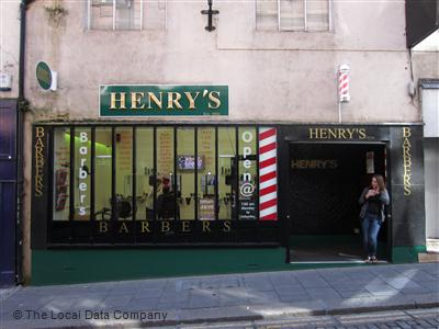 "Henry""s Barbers Newcastle"