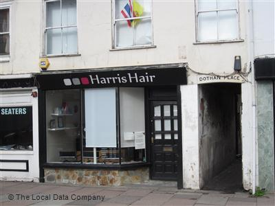 Harris Hair & Beauty Newbury