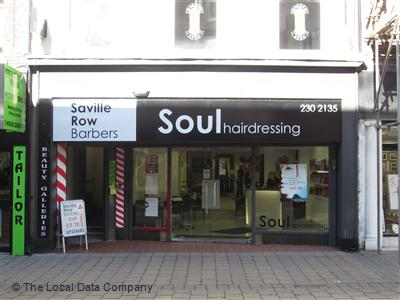 Soul Hairdressing Newcastle
