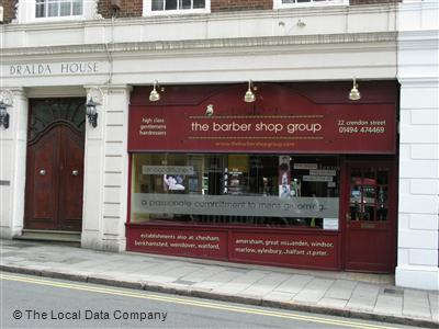 The Barber Shop Group High Wycombe