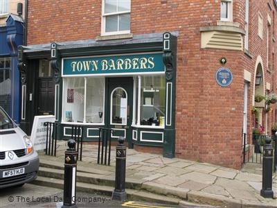 Town Barbers Stockport