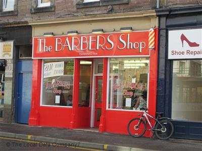 The Barbers Shop Perth