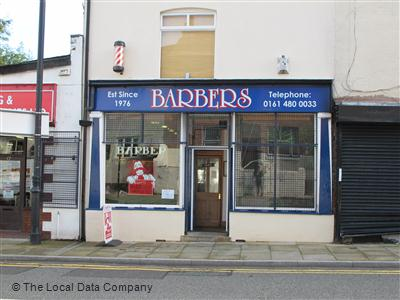 Barbers Stockport