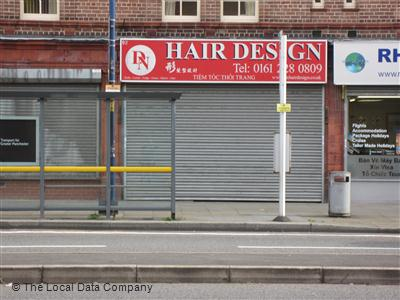 DN Hair Design Manchester