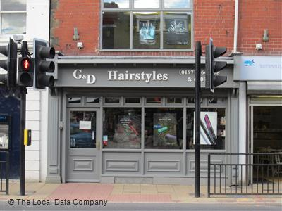 G & D Hairstyles Pontefract