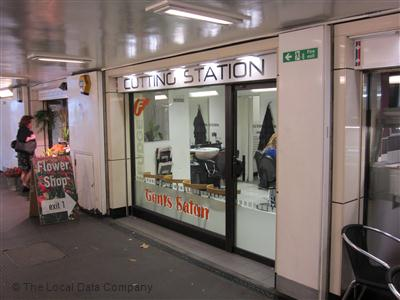 Cutting Station London