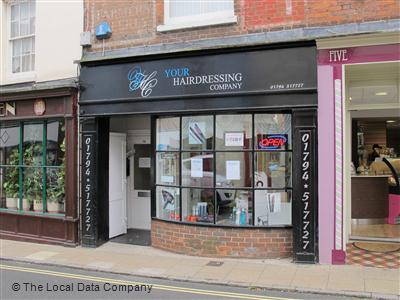 Your Hairdressing Company Romsey