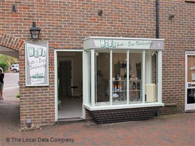 "Mr. B""s Barber Shop Romsey"