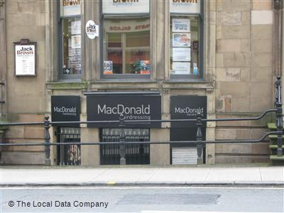 Macdonald Hairdressing Glasgow