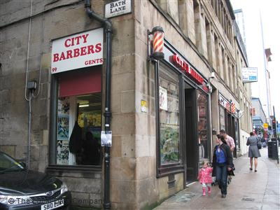 City Barbers Glasgow